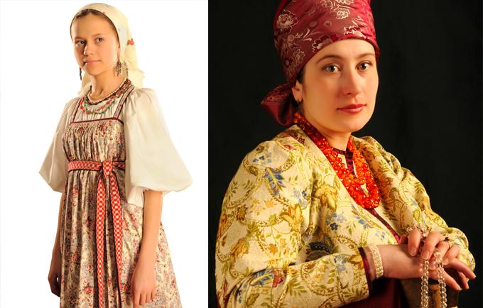 Студия традиционного костюма «Этностиль»